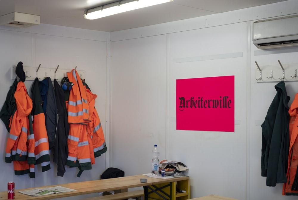 Digital Reconfiguration Kartographie der Unsichtbaren Arbeiterwille Dejan Marković