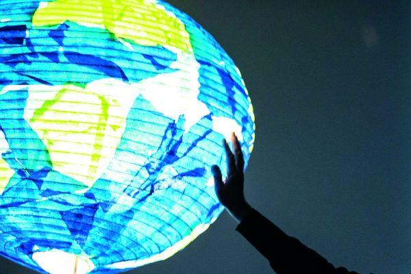 ISOP Graz als Stadt der vielfältigen Zukunft Lampe