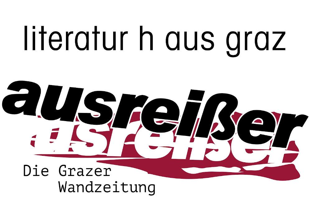 Logo Literaturhaus Graz ausreißer wORTwechsel