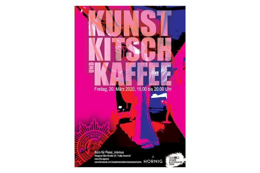 Büro für Pessimismus Aus dem Schatten des Wasserturms Kunst Kitsch und Kaffee