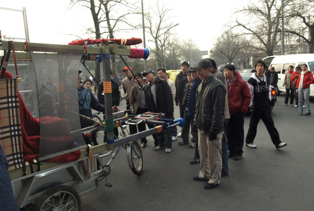 Traverso La Citta Rainer Prohaska Peking