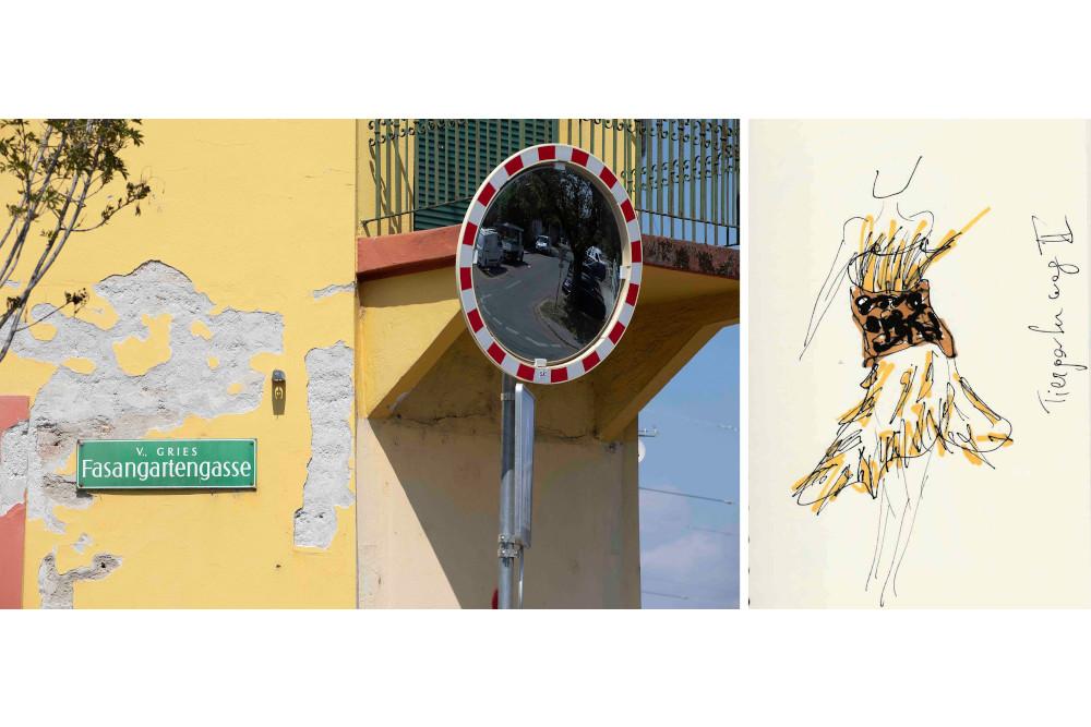Schaumbad Triester Hafenfest Collage Auf der Tändelwiese