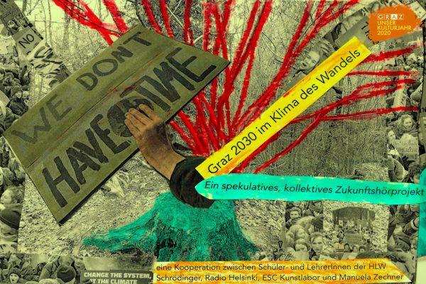 Manuela Zechner Graz 2030 Im Klima des Wandels Collage