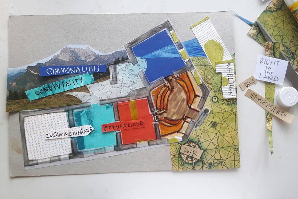 Die Schule des Wir rotor Plan Daniela Brasil