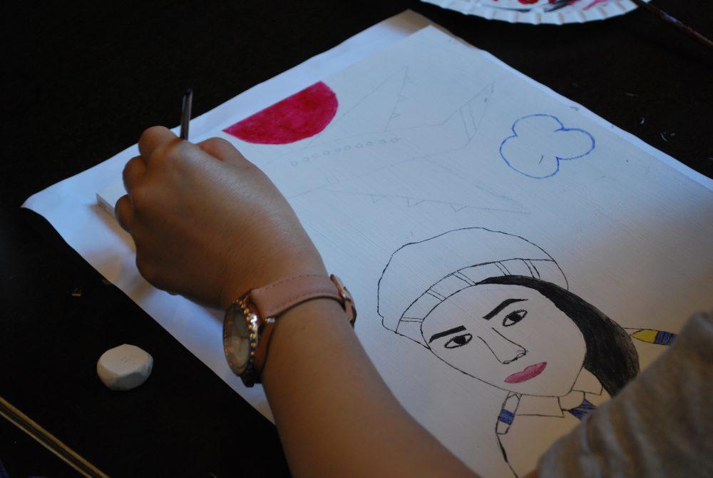 rotor Die Schule des Wir Zeichnung Workshop