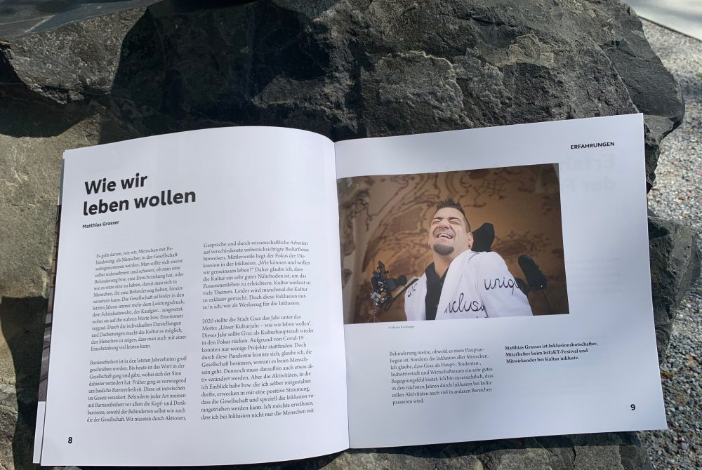 Grazer Leitfaden für inklusive Kultur Akademie Graz Kultur Inklusiv