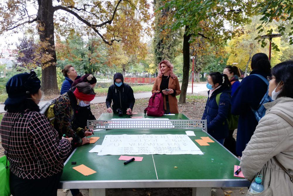 Active Urban Citizenship Institut für Erziehungs-, und Bildungswissenschaft, Bereich Migration - Diversität - Bildung Karl-Franzens-Universität Graz Living Lab Workshop