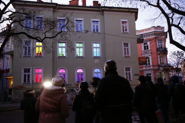 Arge spleen Graz 8 Fenster