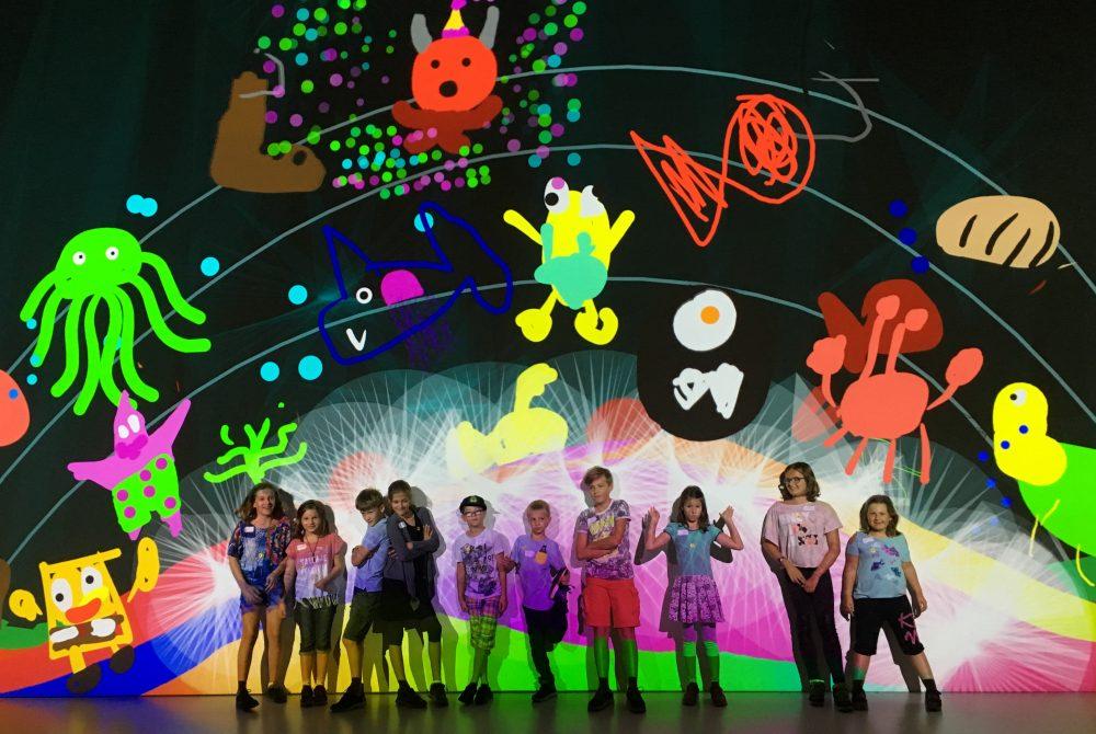 Doris Dockner future classroom Tagtool Kinder