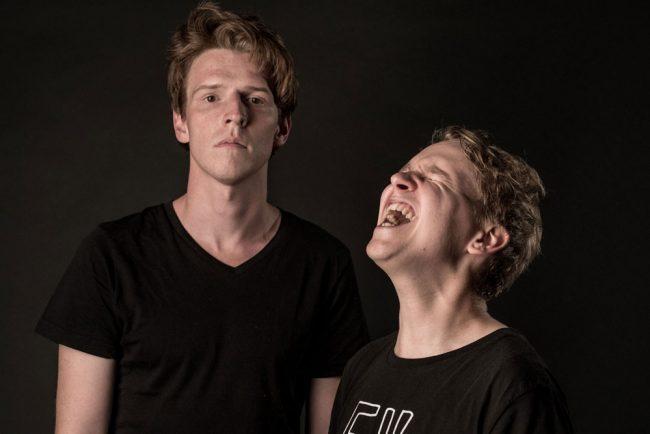 Christoph Steiner und Yannick Steinkellner