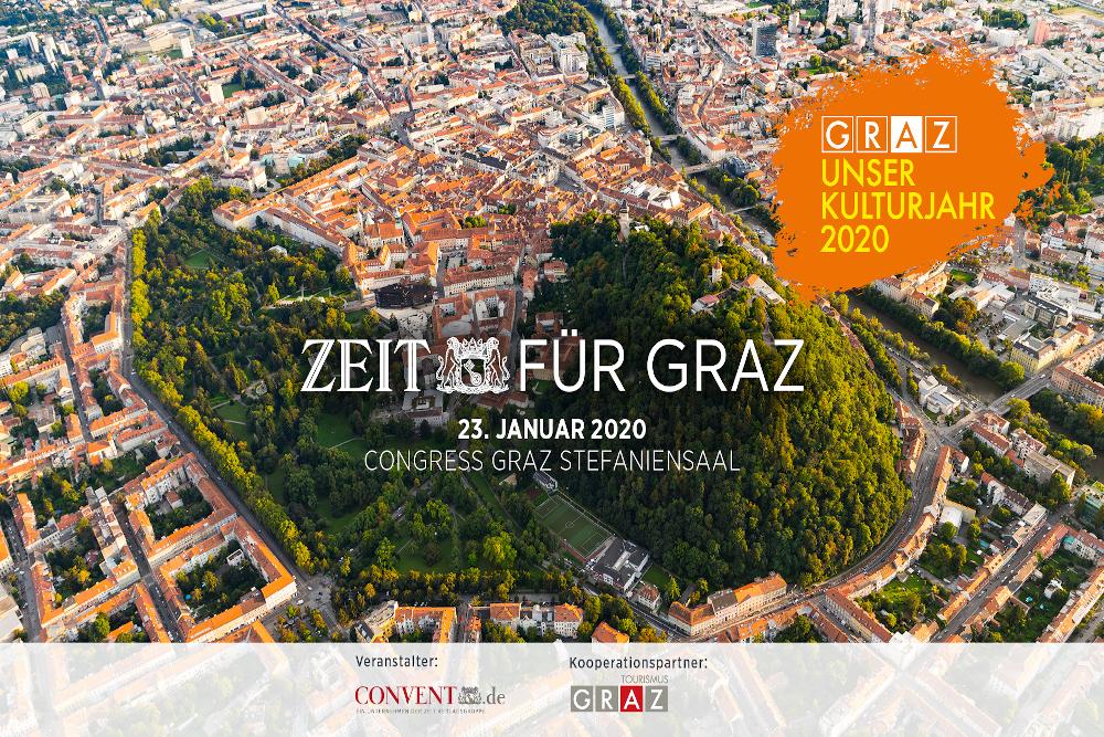 Zeit für Graz Auftakt Kulturjahr 2020