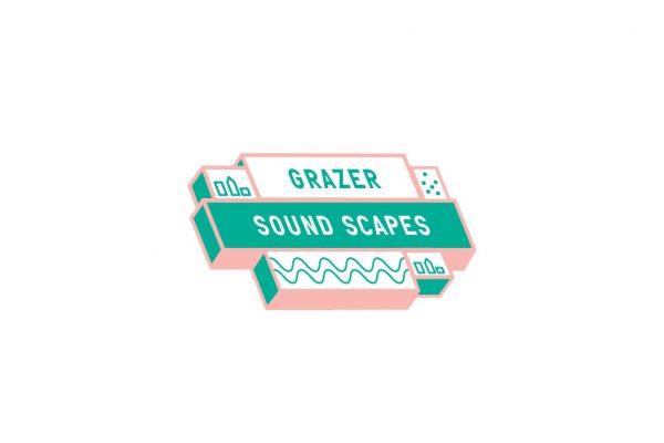 Grazer Soundscapes Radio Helsinki Logo grün