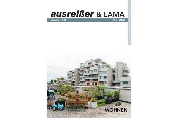 Grazotopia Ana Jeinic Titelseite ausreißer LAMA Wohnen