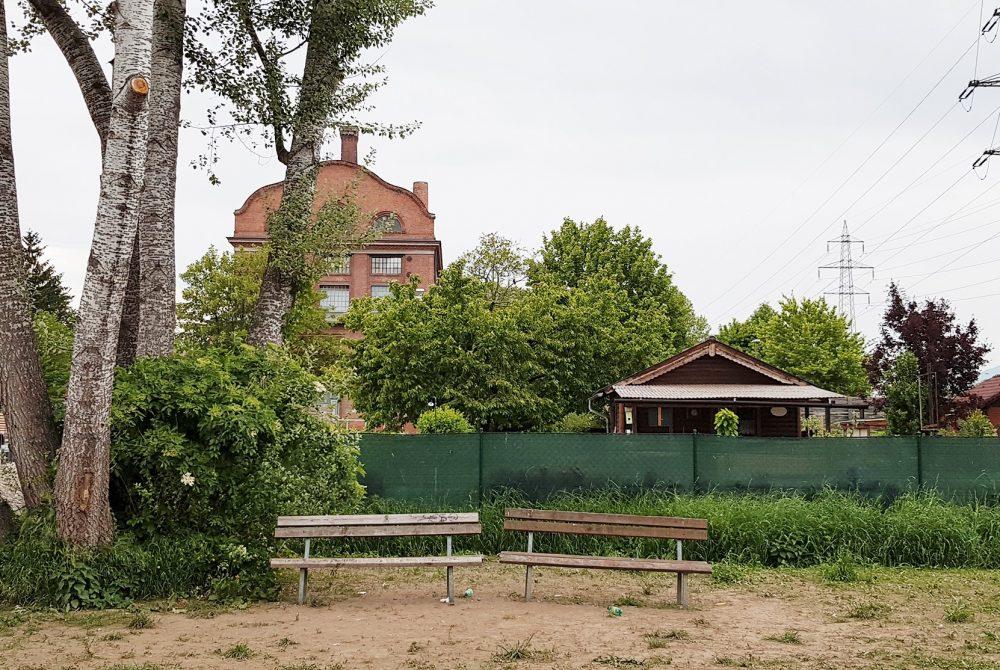 Flora Schausberger Jan Zischka Flussabwärts Ein Audiowalk rund um die Grünangersiedlung