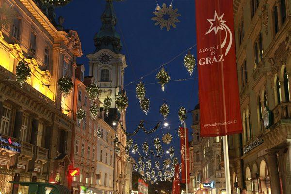 DieGrazGuides Adventtour 1 Winterzauber-Weihnachtduft