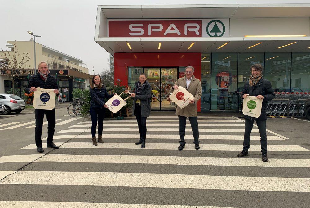 Spar pro mente Stadtrat Riegler Christian Mayer Sponsoring
