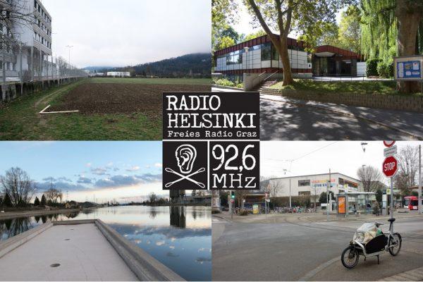transparadiso normal Ausstellung Radio Helsinki Sendung