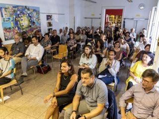 ISOP Graz als Stadt der vielfältigen Zukunft Abschluss Menge