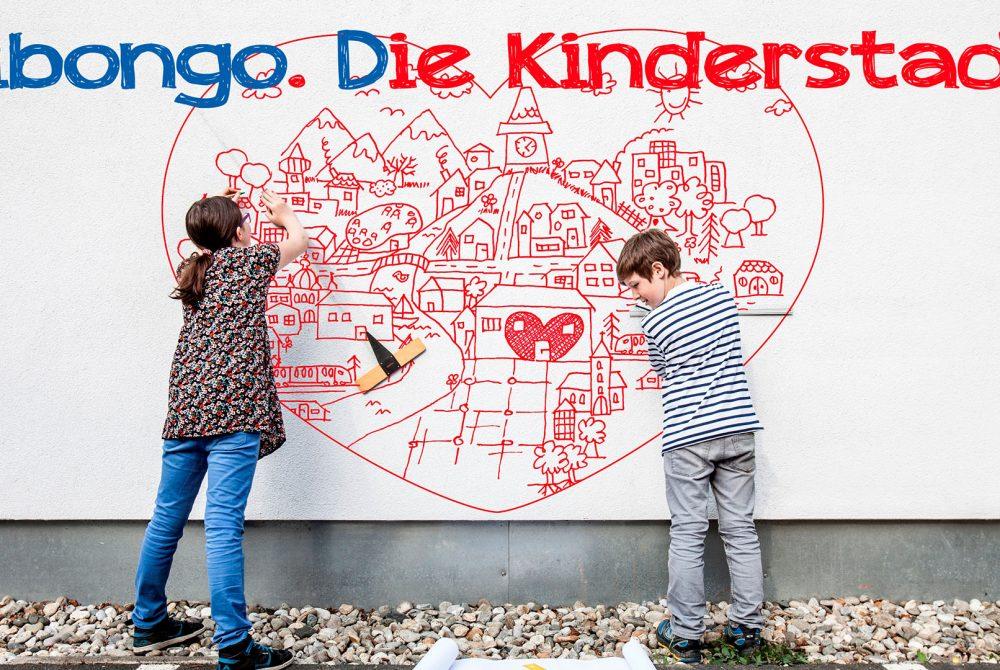 Kinderstadt Bibongo Graz Museum Zukunftsfabrik
